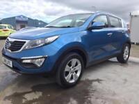 KX-2 Sportage 2.0 ( AWD ) Petrol 2011