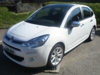 2014 Citroen C3 1.2 VTi PureTech Selection 5dr Petrol white Manual