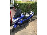 Honda 125 Scooter - 8832 miles - 12 month MOT - £1,400