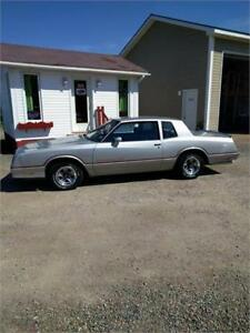 1985 Chevrolet Monte Carlo WANT GONE BY END OF THE WEEKEND