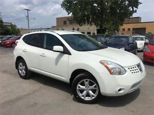 NISSAN ROGUE SL 2009 AUTO/AC/DÉMARREUR/MAGS/CRUISE/106 510 KM !!