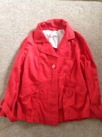 M&S summer jacket