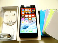 Apple iPhone 6 Space Gray 16GB (O2, Tesco, GiffGaff) in Very Good Condition Smartphone