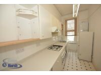 (Mayflower Rd) Spacious furnished 2 double bed flat to let in Clapham North, Separate kitchen.