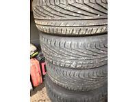 Audi A3 a4 vw alloy wheels