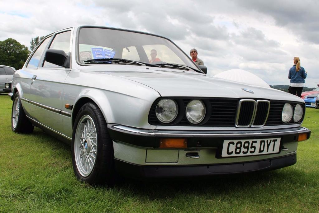 BMW I Door Chromie E Classic LHD Left Hand Drive In - Bmw 320i 2 door