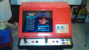 NINTENDO RED TENT CONVERTED ARCADE PINBALL