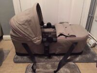 concord scout foldable carrycot excellent condition