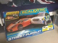 Scalextric street pursuit