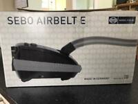 Sebo Airbelt E1 Excel (91620GB) Vacuum Cleaner as new (like Miele Cat and Dog)