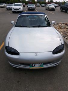 1999 Mazda Miata Convertible
