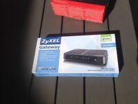 Brand New Zyxel Gateway series 1202