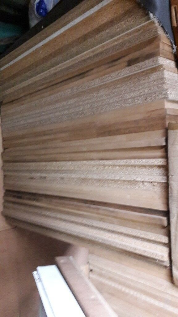 Wood material for kitchen units to buildin Leeds City Centre, West YorkshireGumtree - Wood for kitchen units for sale,need to move quickly.Some are verry good,some are broken.Good ones 1 pound broken 50p Colection only