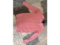 Knit sweater from Bershka