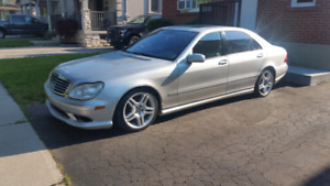 2006 Mercedes-Benz S430 AMG Certified 116kms $5500