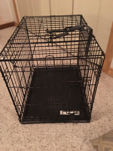 Dog crate 24 by 18 by 20