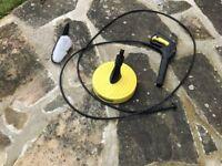 Karcher Pressure Washer Accessories (Various)