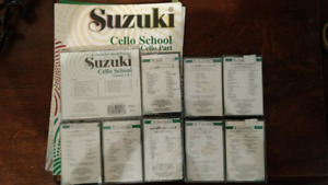 Learn to Play the Cello - Suzuki Method