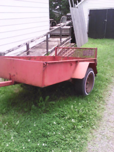 4x7 trailer for sale