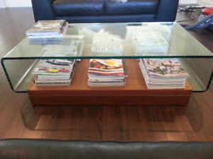 Scan Design Coffee Table