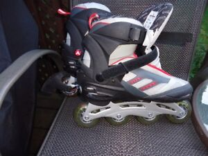 MENS ROLLER BLADES & PROTECTIVE GEAR