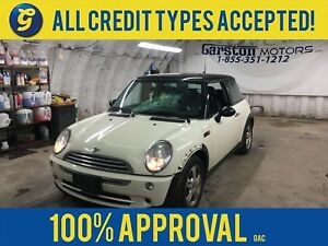 2006 MINI Cooper *****AS IS CONDITION AND APPEARANCE****KEYLESS