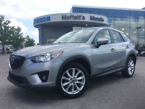 2015 Mazda CX-5 GT AWD BOSE, LEATHER, SUNROOF, HEATED SEATS