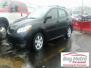 2010 Toyota Matrix S AWD 4-Speed AT