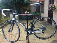 CUBE Agree 58cm Di2 Shmano Ultegra Road Bike Travelled 3 miles only. SUPERB CONDITION