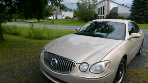 Buick Allure CXL Beige leather  AC verry cold Cruise controle 4