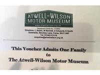 Atwell Motor Museum
