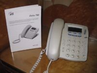 TWO LINE BUSINESS PHONE