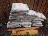 25kg bags granular dishwasher salt