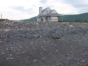 Maison bord de mer
