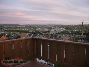 3 Bedroom Main Floor Apt w/view of Mt. Pearl