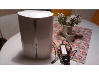 Healthlead 2.2 Litre 72 Watts Peltier Compact Portable Dehumidifier in White