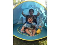 Warm, caring family (4.5yr and 10mo boys) seeking bubbly warm live-in fluent/native English nanny