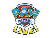 Paw patrol live SPARE TICKET