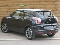 SsangYong Tivoli 1.6 ELX STYLE 5dr BRAND NEW VEHICLE (space black) 2017