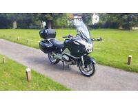 BMW R1200RT FOR SALE, HEATED SEATS + GRIPS, CRUISE CONTROL, ABS, FULL LUGGAGE, SAT NAV MOUNT, FSH!!!
