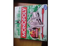 Monopoly Fast Dealing Property Board Game - 1935-2015 Edition