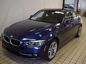 2016 BMW 3-Series 320i xDrive Sport Package Sedan