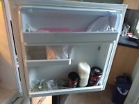 Fridge Freezer - white, only had it a year. Nothing wrong with it. Still works and is clean