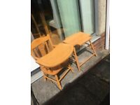High Chair Vintage