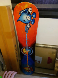 Would Industries 125cm Snowboard