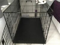 Extra large dog cage 42 inches x 28 inches brand new no box