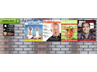 Writer, Content Creator Intern for Self Confidence Magazine or Go Green Magazine