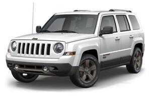 2017 Jeep Patriot 75th Anniversary Edition