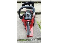 Einhell chainsaw and sds strimmer for sale