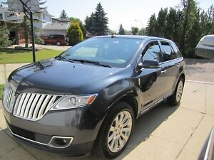 2013 Lincoln MKX premium package w DVD $25500